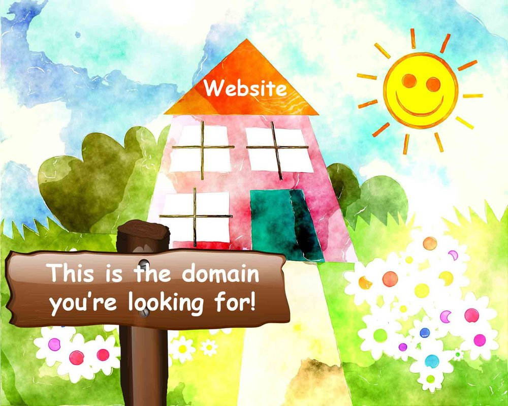 KerryAThompson.com blog: How to choose a domain name for your website