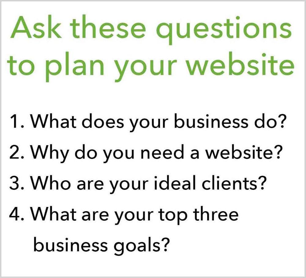 KerryAThompson blog: What is your website's purpose?