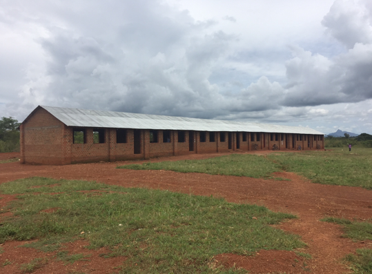 7 New School Classrooms at Kitgum Matidi School