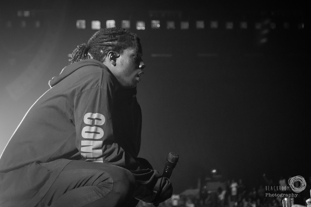 CLICK THE IMAGE ABOVE FOR LIVE PHOTOS FROM A$AP ROCKY'S AUCKLAND SHOW   BY    Megan Blackwell