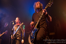 CLICK THE IMAGE ABOVE FOR LIVE PHOTOS FROM THESE FOUR WALL'S AUCKLAND SHOW BY MARK DERRICUTT