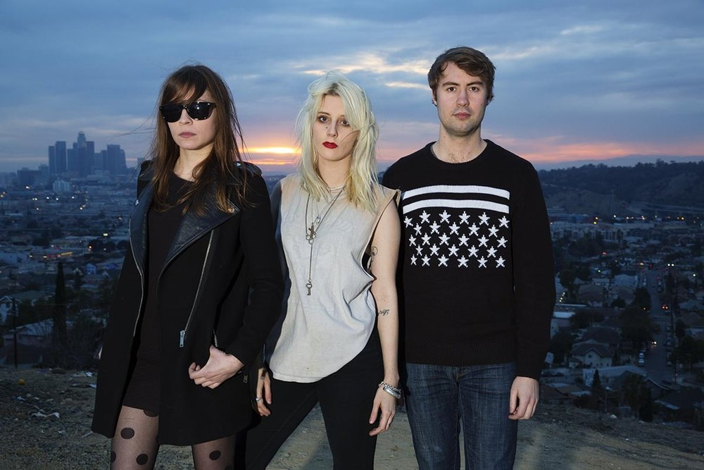 White Lung will appear at Laneway 2017