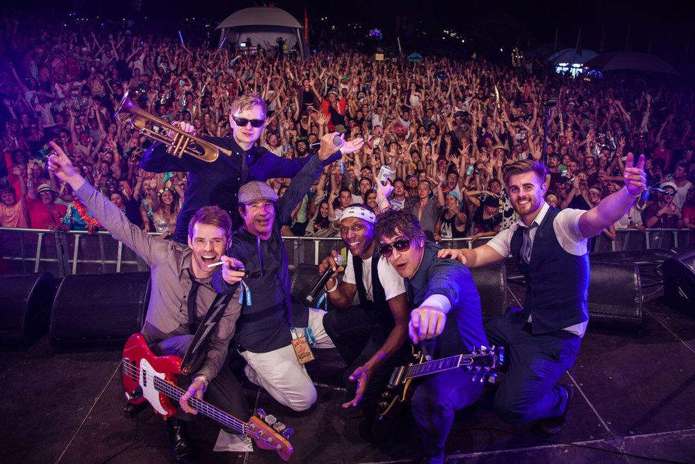 Dub Pistols will be performing at Splore 2017