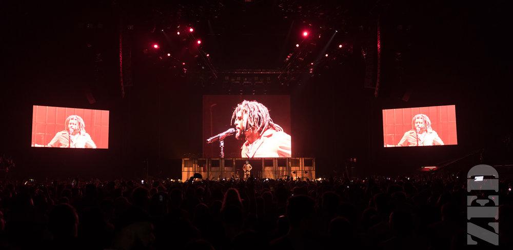 J Cole @ Spark Arena  1 Dec 17-2.jpg