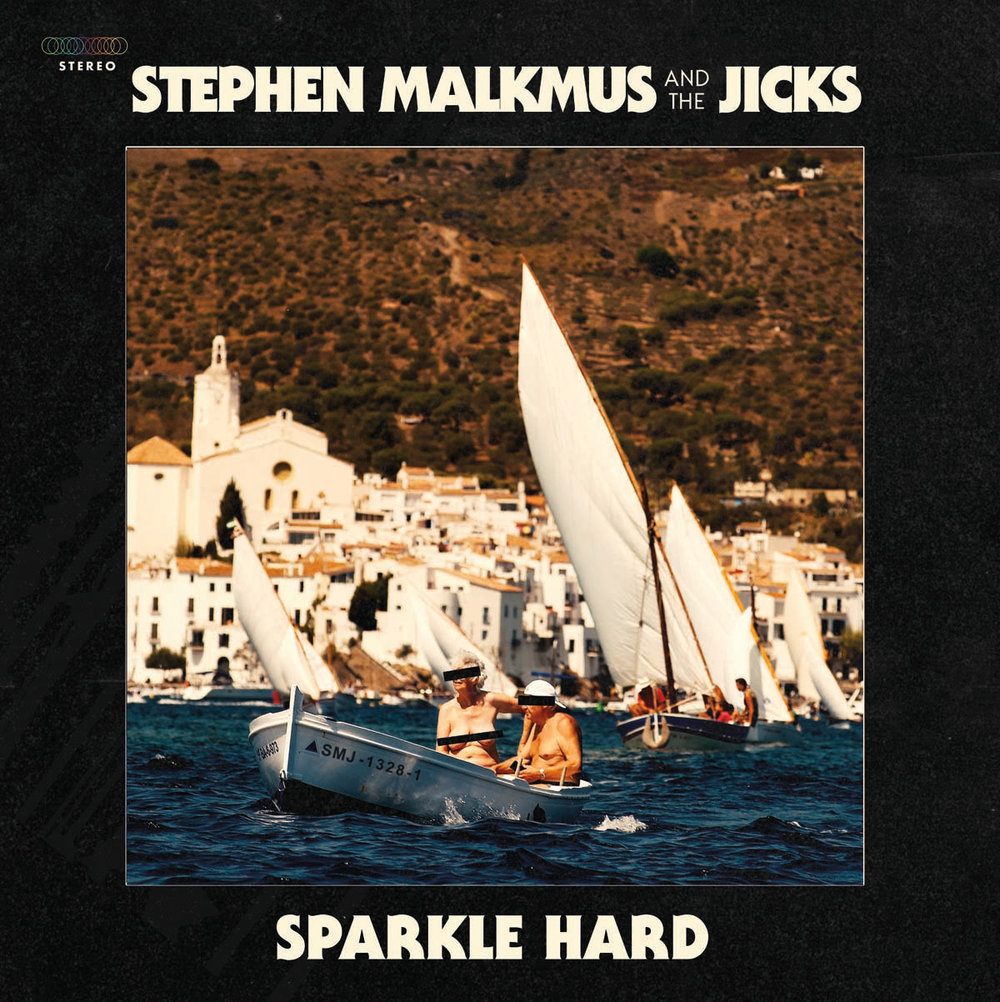 Stephen Malkmus and The Jicks Sparkle Hard - Tracklisting:   1. Cast Off  2. Future Suite  3. Solid Silk  4. Bike Lane  5. Middle America  6. Rattler  7. Shiggy  8. Kite  9. Brethren  10. Refute  11. Difficulties / Let Them Eat Vowels
