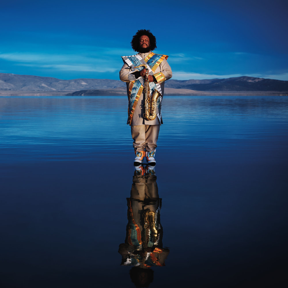 KAMASI WASHINGTON - HEAVEN & EARTH   I. EARTH  1. Fists of Fury 2. Can You Hear Him 3. Hubtones 4. Connections 5. Tiffakonkae 6. The Invincible Youth 7. Testify 8. One of One  II. HEAVEN  9. The Space Travelers Lullaby 10. Vi Lua Vi Sol 11. Street Fighter Mas 12. Song for the Fallen 13. Journey 14. The Psalmnist 15. Show Us the Way 16. Will You Sing
