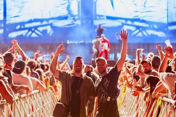 Pato Alvarez (left) and Mitch Lowe join Soundsplash.