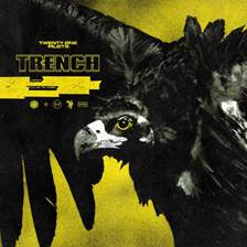 Trench Tracklisting   1.       Jumpsuit  2.       Levitate  3.       Morph  4.       My Blood  5.       Chlorine  6.       Smithereens  7.       Neon Gravestones  8.       The Hype  9.       Nico And The Niners  10.   Cut My Lip  11.   Bandito  12.   Pet Cheetah  13.   Legend  14.   Leave The City