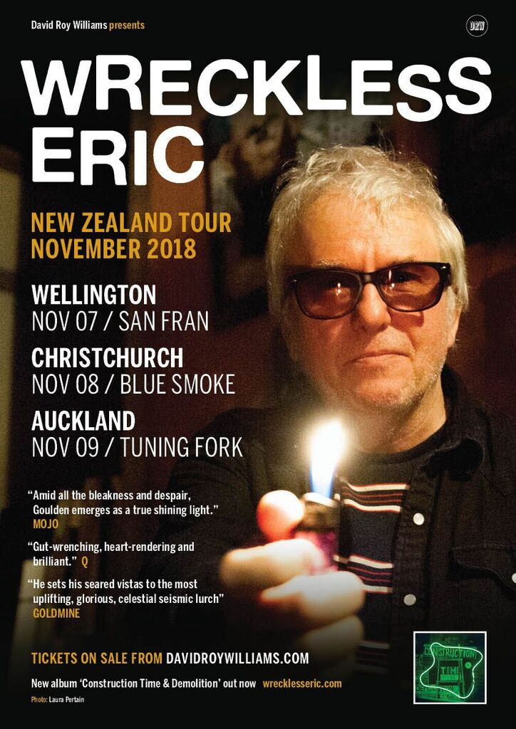 Tickets available from   www.undertheradar.co.nz
