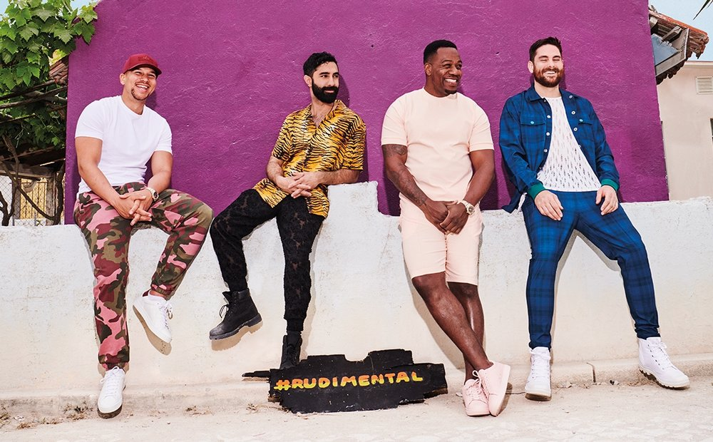 Rudimental confirmed for Splore 2019