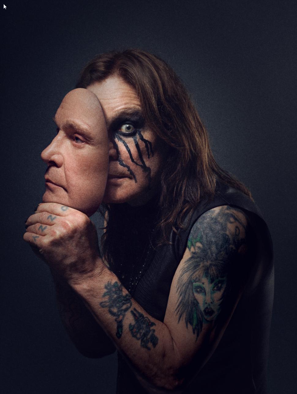 Ozzy Osbourne   Photo by Herring & Herring