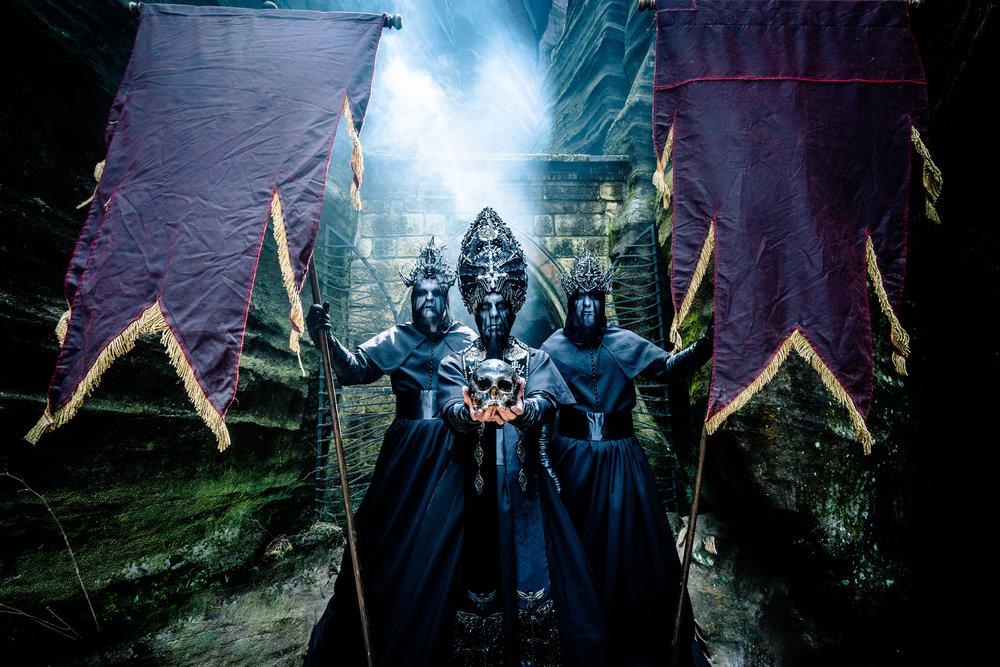 Behemoth | Photo Grzegorz-Gołębiowski