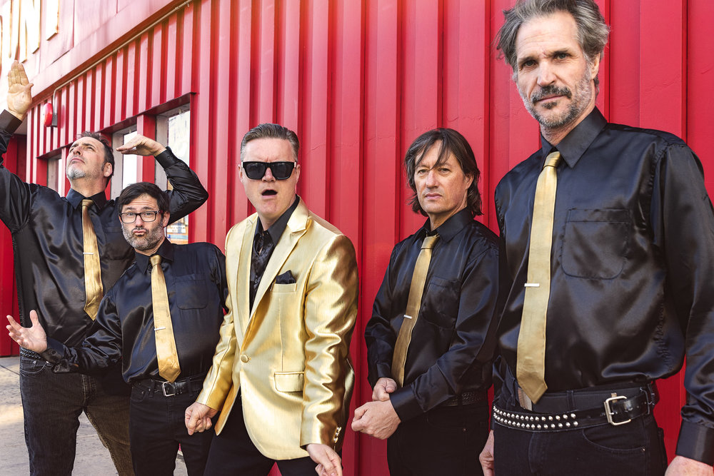 Me First2 and the Gimme Gimmes | Photo Katie Hovland