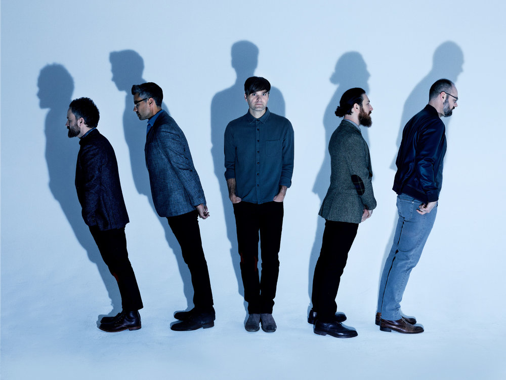 Death Cab For Cutie are set to perform at the Auckland Arts Festival