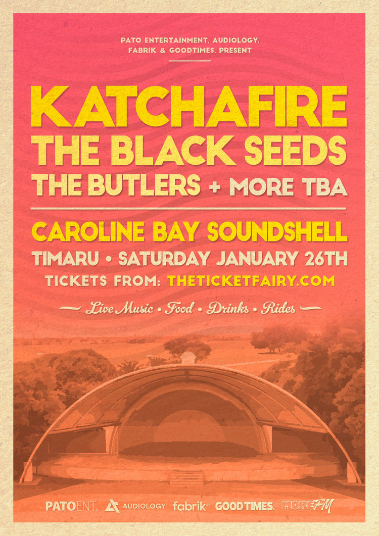 376f283b Katchafire & The Black Seeds to play Timaru show — Libel Music ...