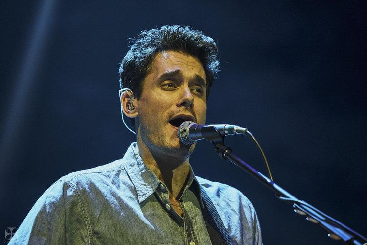 Concert Review with PHOTOS: John Mayer — Libel Music