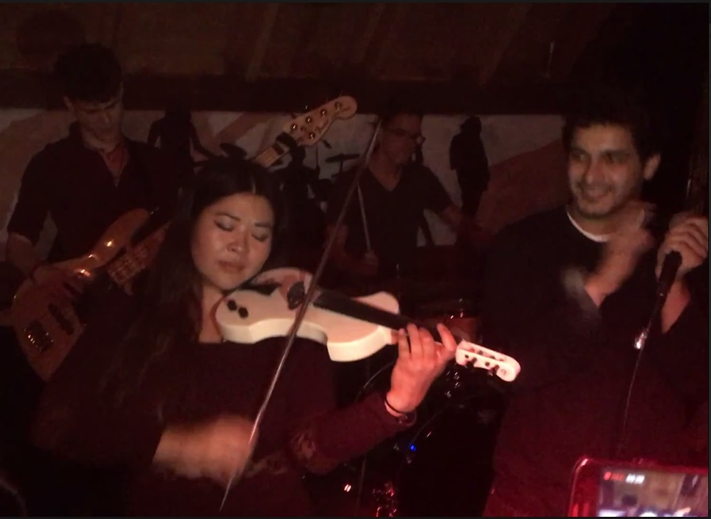 The Sunset Jam with Elyes Gabel