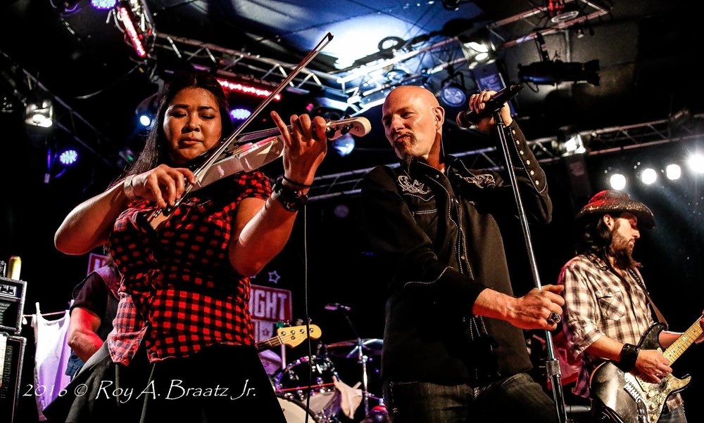 Photo by Roy Braatz, Jr. at Ultimate Jam Night at the Whisky-A-Gogo with Matt Starr.