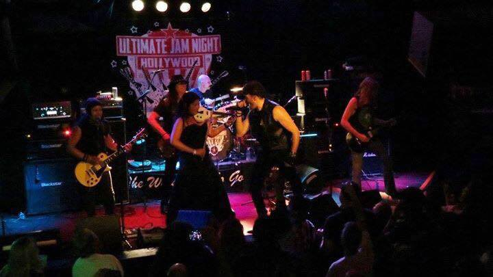 Photo by Rob Meives from Ultimate Jam Night #81