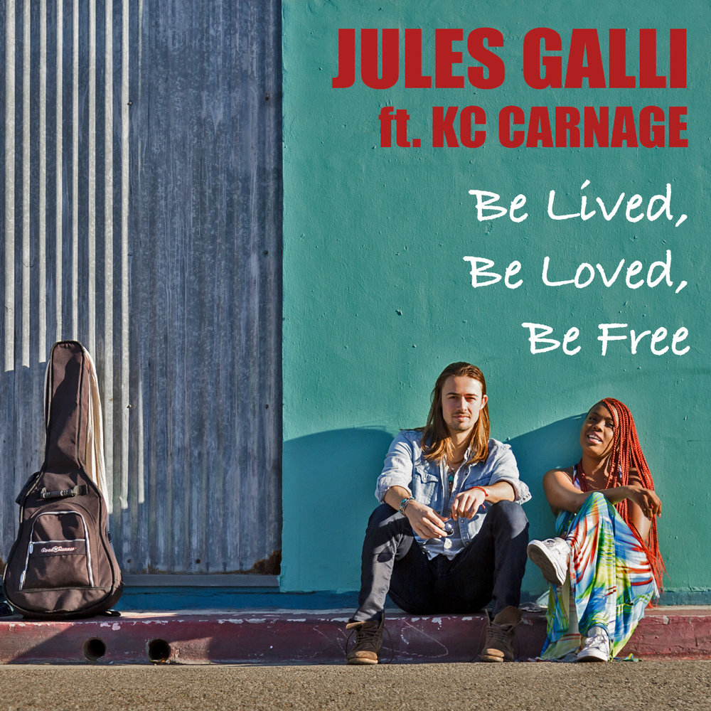 2nd Jules Galli single out now, 3/24/18! -