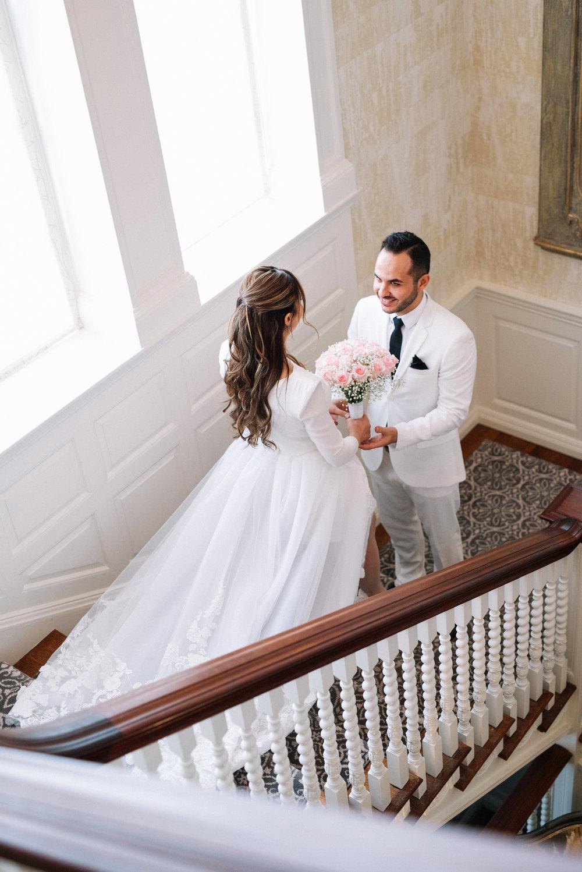 Toronto Wedding Photography at Graydon Hall Manor