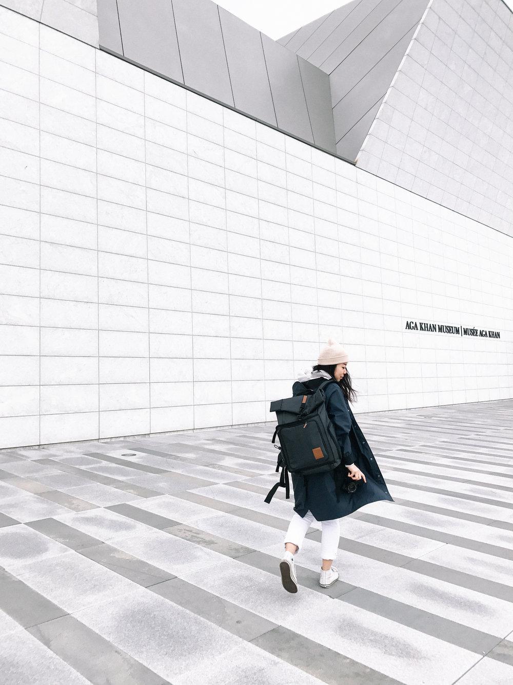 Nicole Cheng at Aga Khan Brevite by a social media photographer