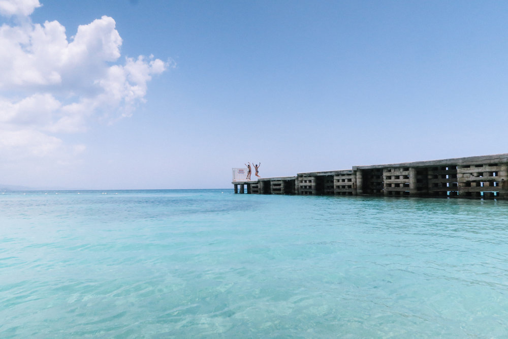 Jamaica vacation by a social media photographer
