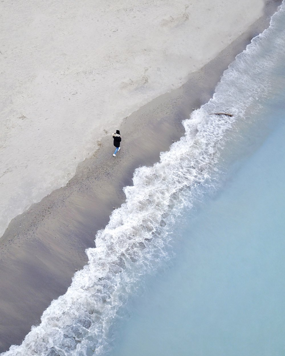 Drone photography by a social media photographer