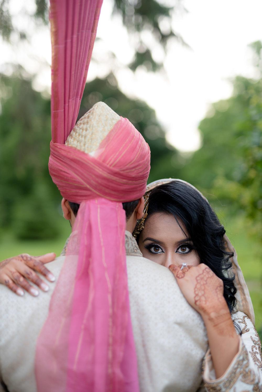 Wedding Photography Toronto of indian couple