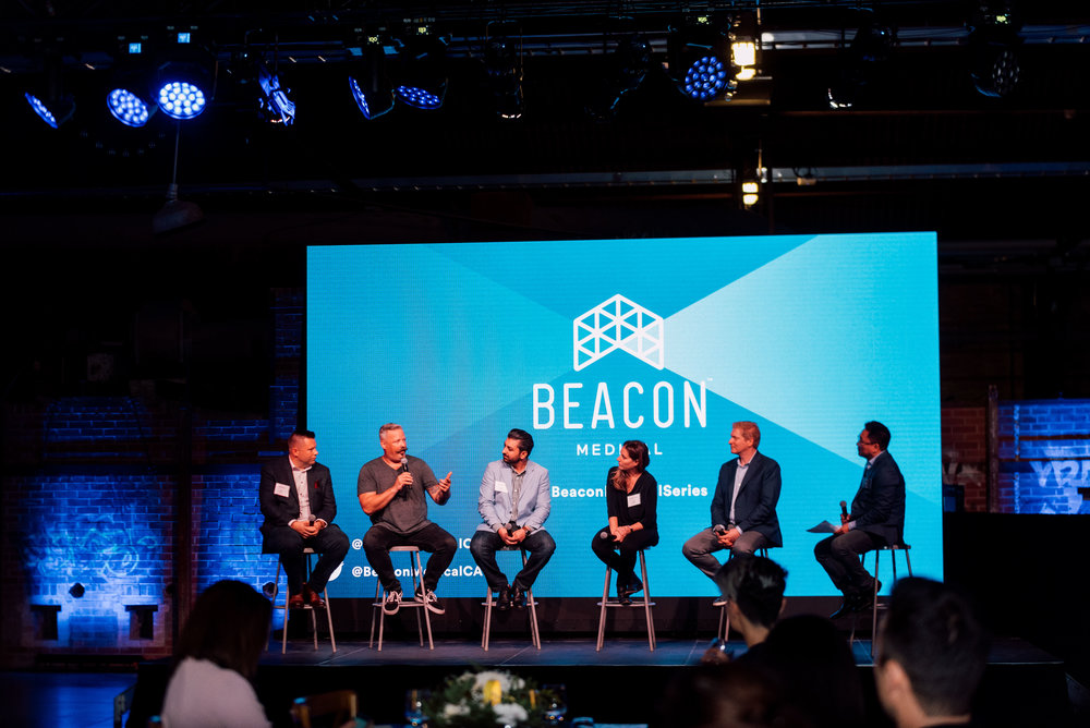 Beacon Medical Special Event photography