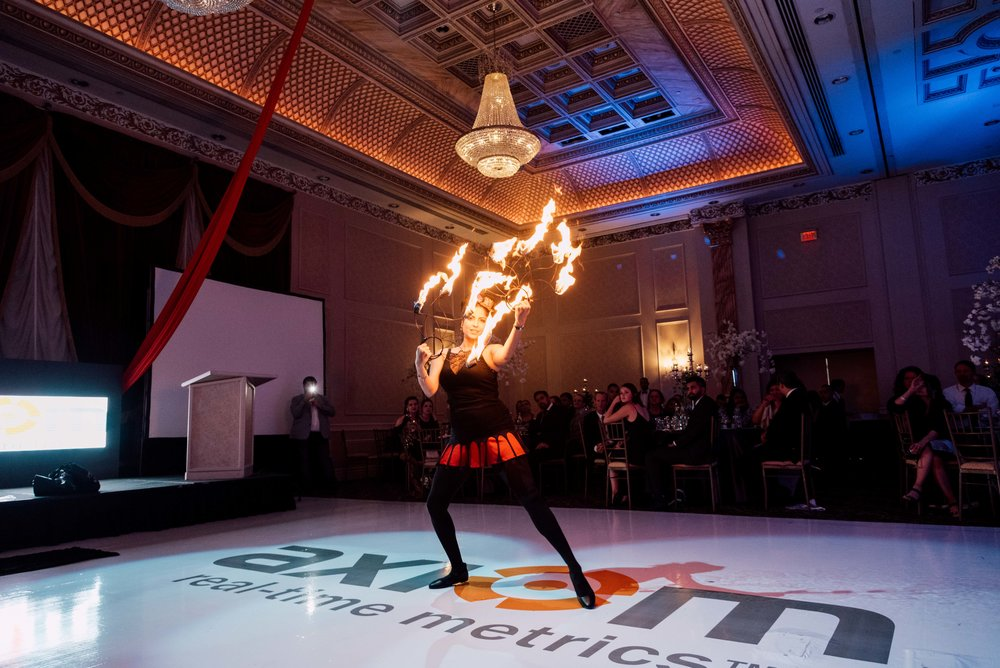 Fire starter special event photography Toronto