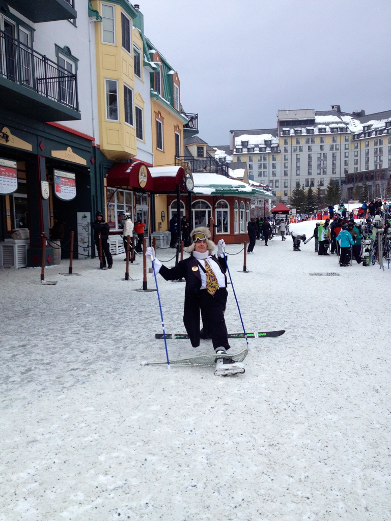 The village - Mont Tremblant