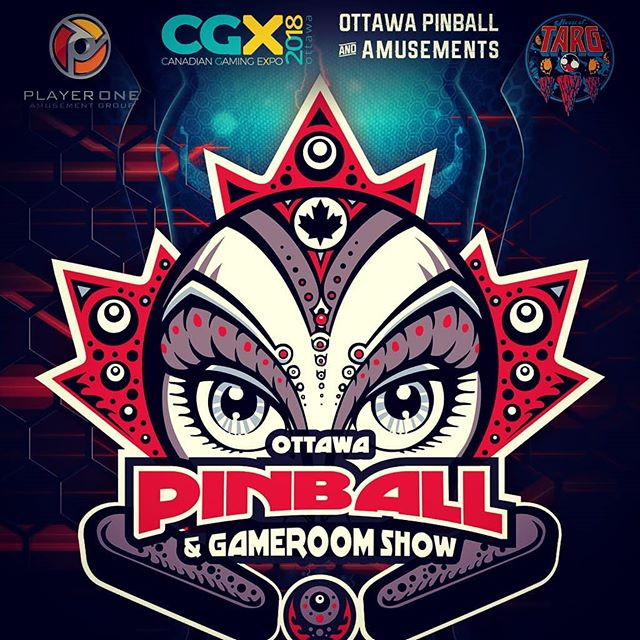 VIP tickets are available until Sept 1st at ottawapinball.com  Beat the line up and win amazing prizes available to VIP holders only! Don't miss out! #pinball #ottawafestivals #ottawaevents #arcade