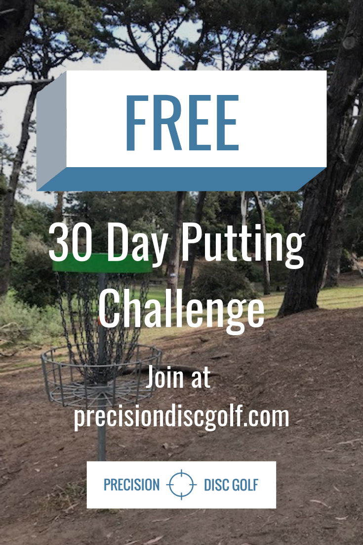 Disc Golf FREE 30 Day Putting Challenge