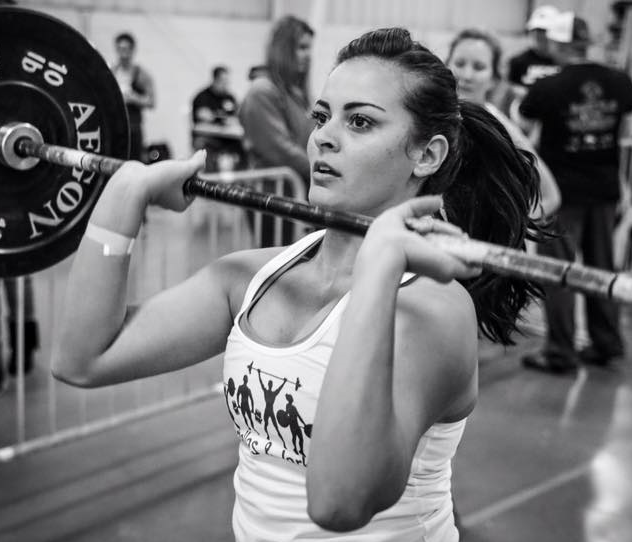 Alexandra Klein Co-Owner CrossFit Level 2 Trainer BIRTFIT Coach USAW Level 1 Sports Performance Coach