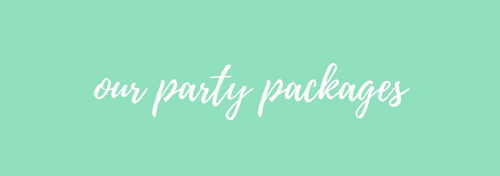 charleston weekend party packages