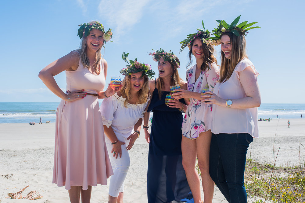charleston south carolina bachelorette weekend charleston girls weekend charleston wedding weekend bachelor party bachelorette party girlfriend getaway charleston girls' weekend guide flower crown class spa party