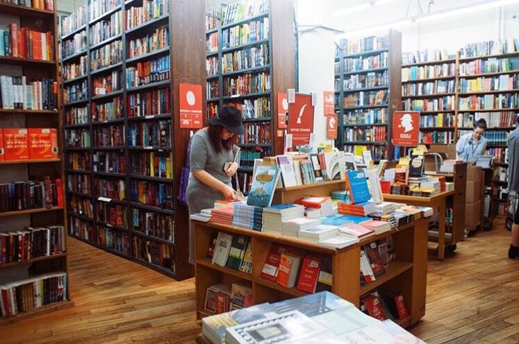 Strand Bookstore, East Village