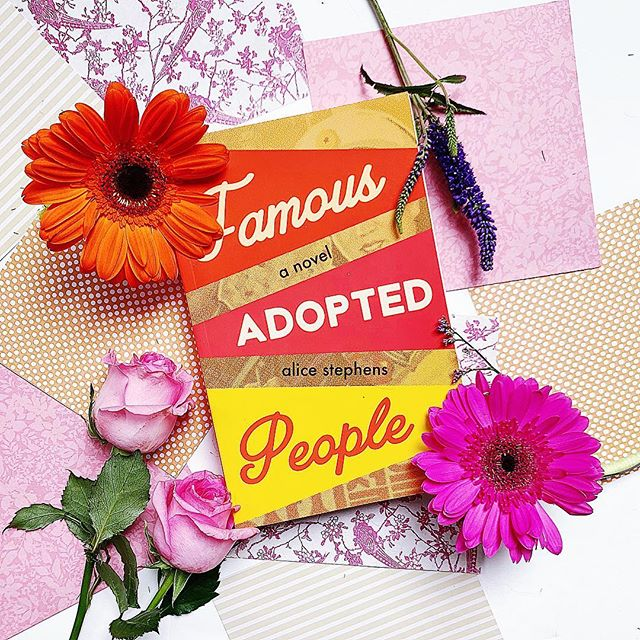Famous Adopted People was an enthralling yet comical read that dives into the complexities of adoption. I absolutely loved this novel and was surprised with all its twists and turns. Whenever I thought something was going to happen, something more wild occurred 😂. I'm so glad I decided to pick this one up and I can't wait to see what Alice Stephens does next!! (Full review is now live via my bio 😊)