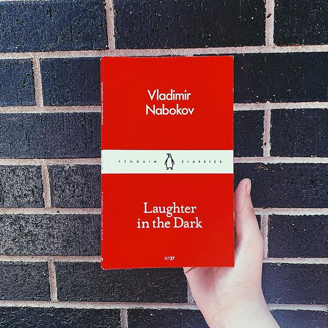 After reading Lolita over 8 years ago, I thought it was time to ease back into Nabokov. It's strange, he pretty much gives you the ending of the book at the start and then it's up to you to simply just watch everything fall apart. I liked that it was a light and well written written, but, it felt like reading a second-rate version of Lolita. Even though I wasn't completely blown away by this one, I still plan on diving into the rest of his novels and short stories in 2019 😊