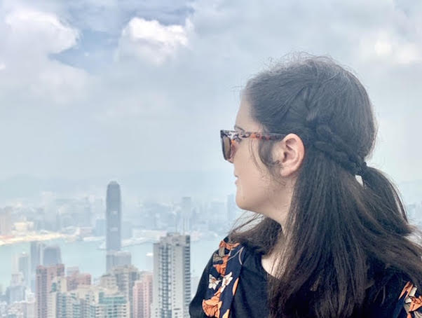 The Peak (Victoria Peak):  Being elevated well above the city was a crazy experience. It reminded me of being on top of the Empire State Building in NY.
