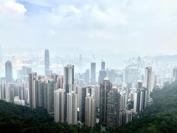 The Peak (Victoria Peak):  The amazing thing about Hong Kong is that when you're amongst it, it feels like pure madness, but when you retreat away to places like The Peak, you feel baffled by the beauty away from the hustle and bustle.