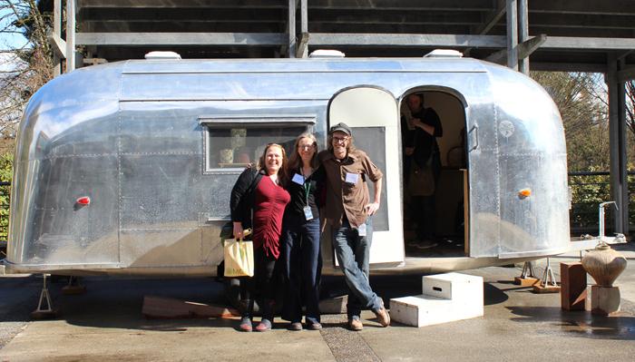 Airstream Form Exhibition, 2017 Symposium