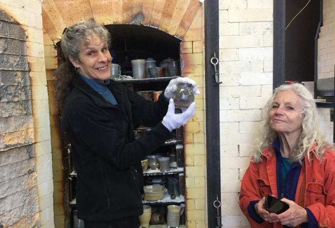 Ruthanne Tudball & Linda Doherty, 2017 Symposium