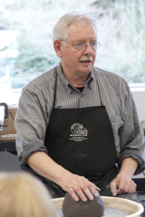Les Manning, 2010 Symposium