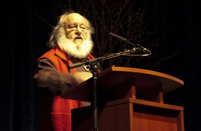 Robin Hopper, 2010 Symposium