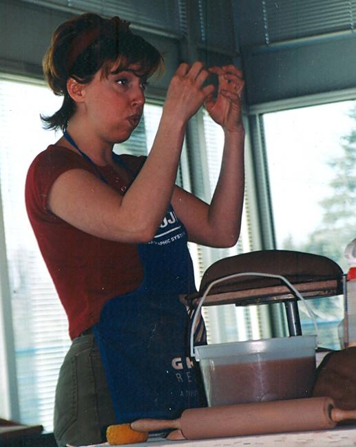 Alison Feargrieve, 2002 Symposium