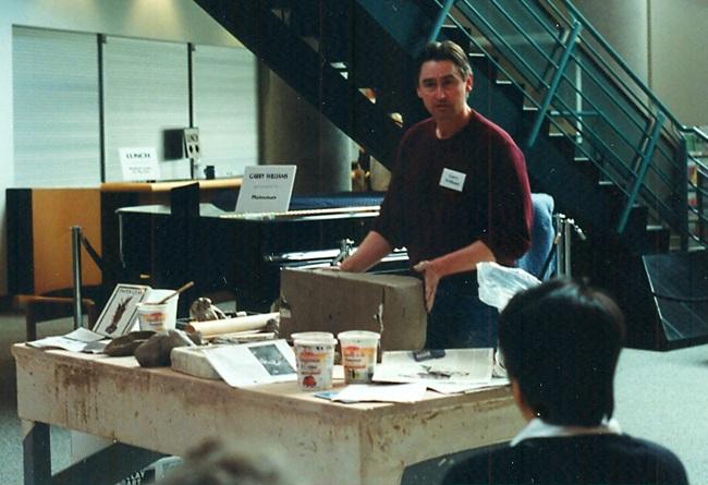Gary Williams, 2000 Symposium