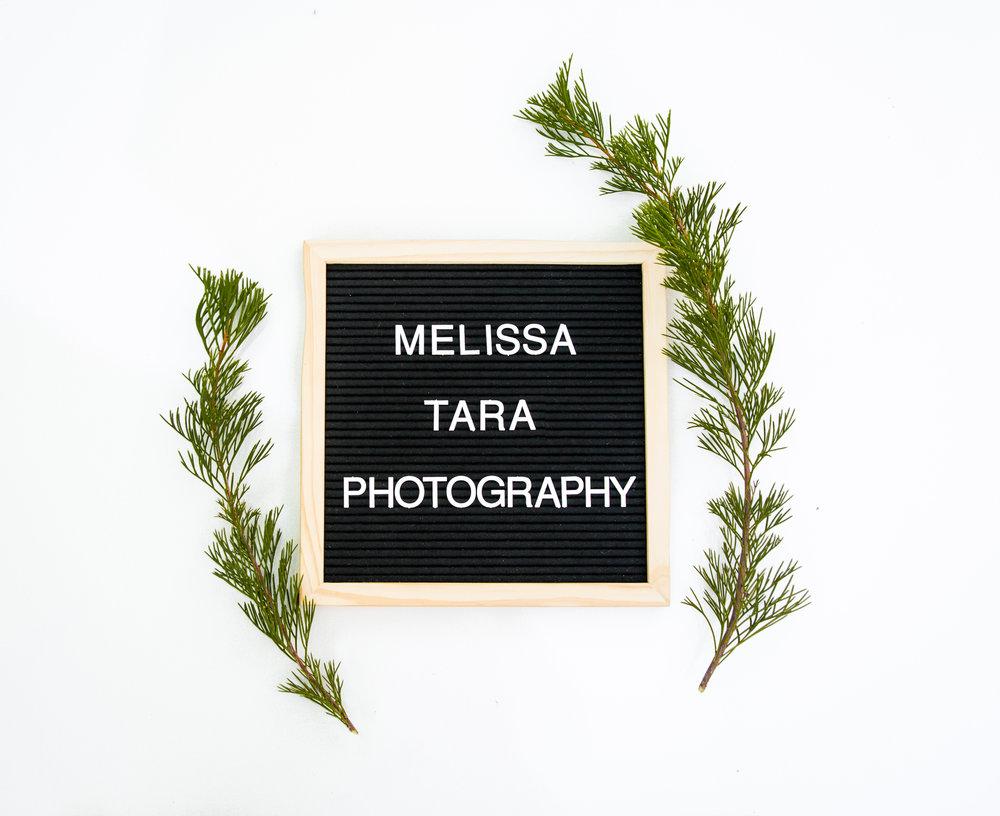 LOGO Melissa Tara Photography