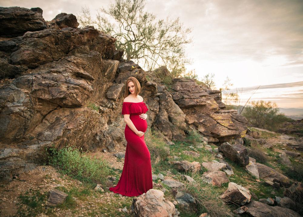 Maternity Pricing Page - Melissa Tara Photography